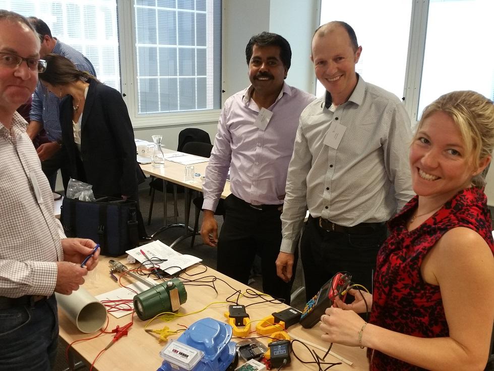 Energy Metering Training