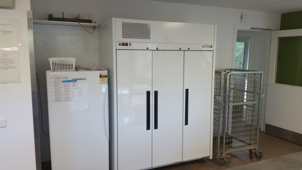 Consolidate refrigeration to save money